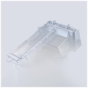 clear plastic injection molding