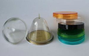 PET injection molding