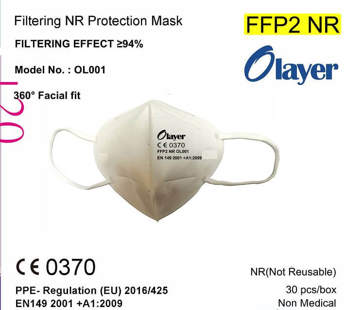 ffp2 face masks
