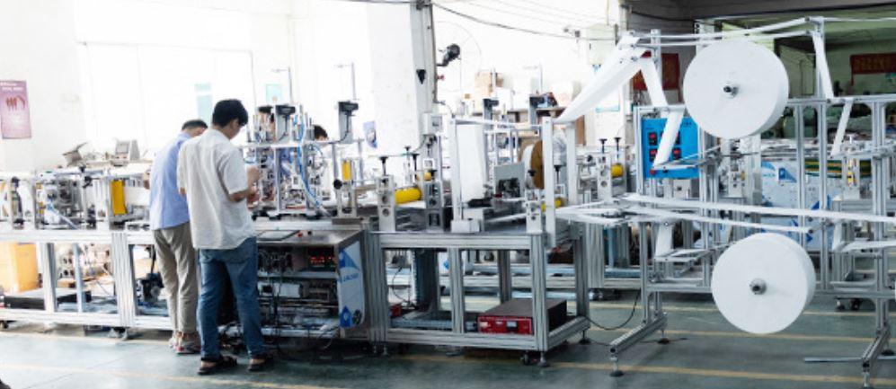 FFP2 mask machine