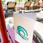 Beach house menu water proof