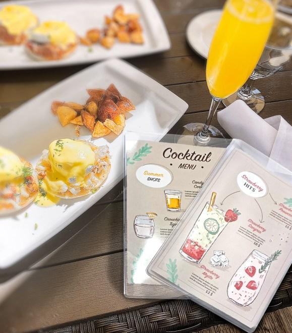 menu pocket sleeve