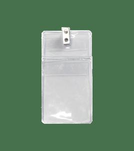 2 slot badge holder