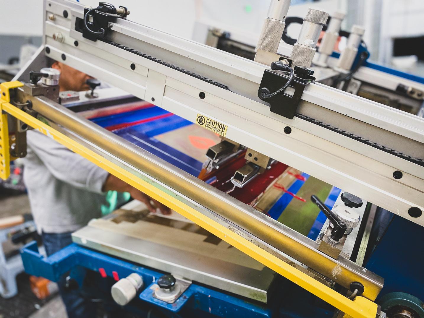 Custom printing & lamination