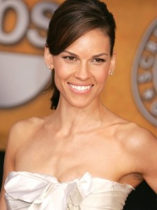 Hilary Swank Breast Implants