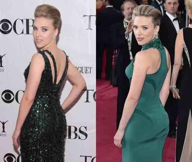 Did Scarlett Johansson Get A Butt Lift