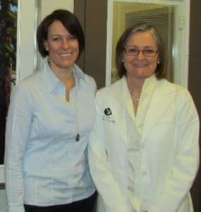 Hospitation bei Dr. Elisabeth Hall-Findlay