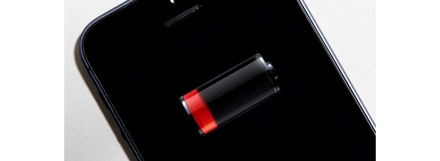 Five Ways to Conserve Your Phone Battery