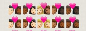 New Interracial Couple Emojis Approved For Release