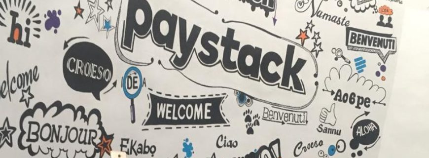 Paystack office in Ikeja