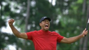 Watch The Epic Moment Tiger Woods Won His Fifth Masters In Epic Career Comeback