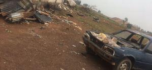 Tornado Strikes Bokkos, Plateau: Houses Destroyed, Social Media Users Cry For Help!