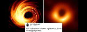 Social Media And The Black Hole: Jokes And Trolls