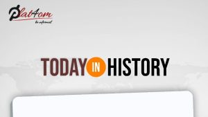 20th May: Find Out What Happened On This Day In History