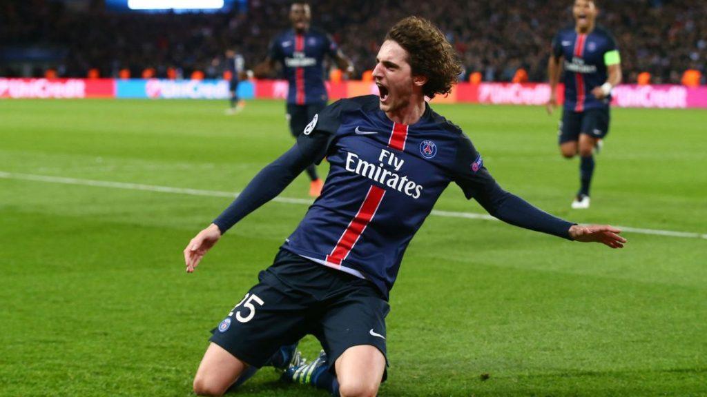 Adrien Rabiot 21st century football