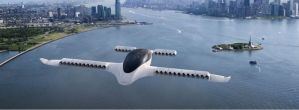Electric Air Taxis Are Going To Be A Thing
