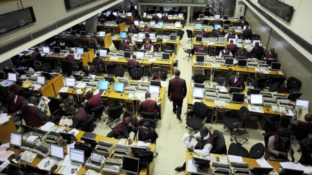 NSE stock exchange. MTN Nigeria