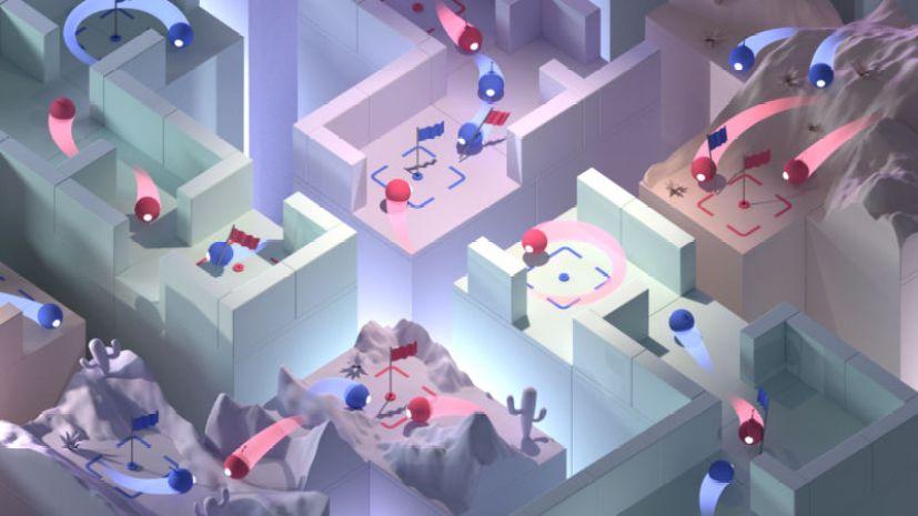 DeepMind Artificial Intelligence game