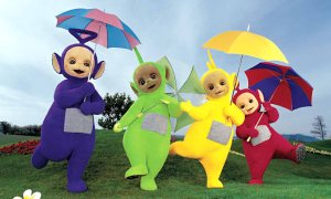 Teletubbies Unmasked: Here's What They Really Look Like