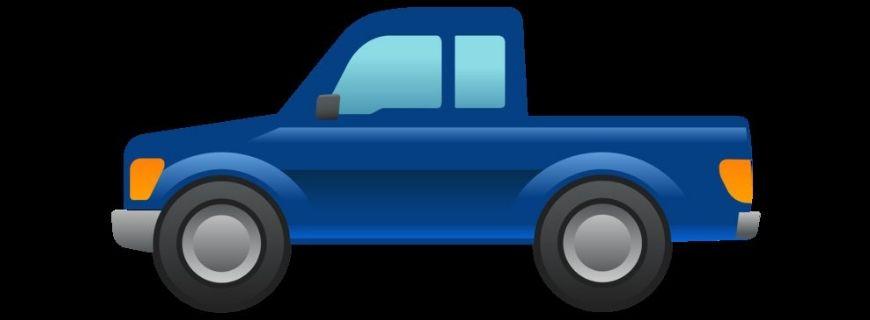 Ford Emoji Pickup