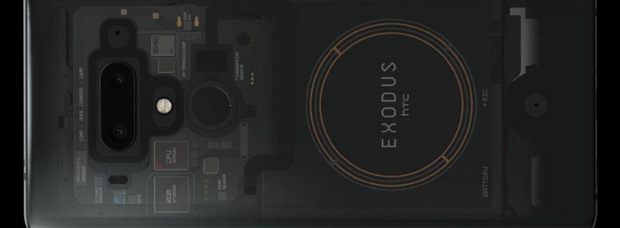 Exodus 1s blockchain phone