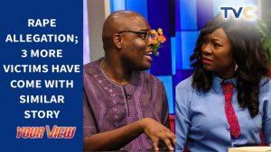 Chude Jideonwo, Kemi Olunloyo Discuss Busola Dakolo's R*pe Allegation Against Biodun Fatoyinbo