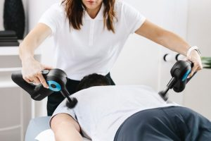 Percussive Therapy: This Innovative Gun Will Massage Away Your Pains