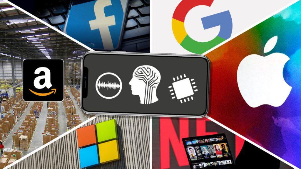 Big tech companies face antitrust investigation