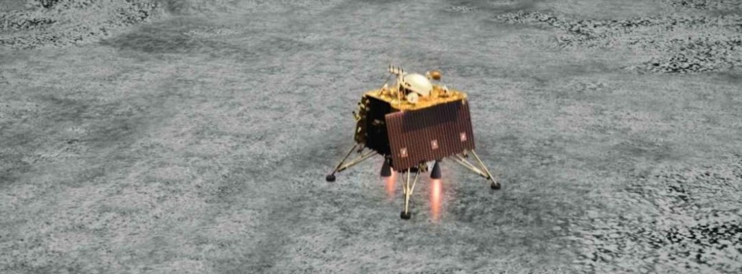 NASA Still Can't Find The Missing Indian Moon Lander