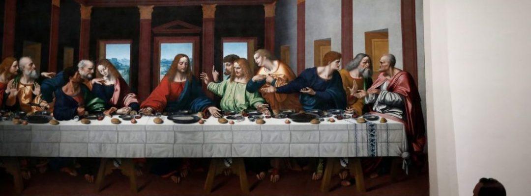 Louvre Leonardo da Vinci exhibition