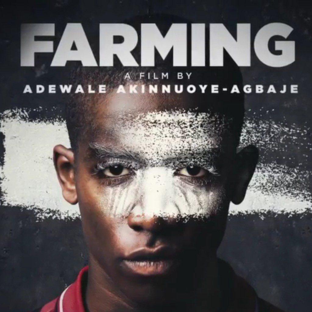 Adewale Akinnuoye-Agbaje Farming