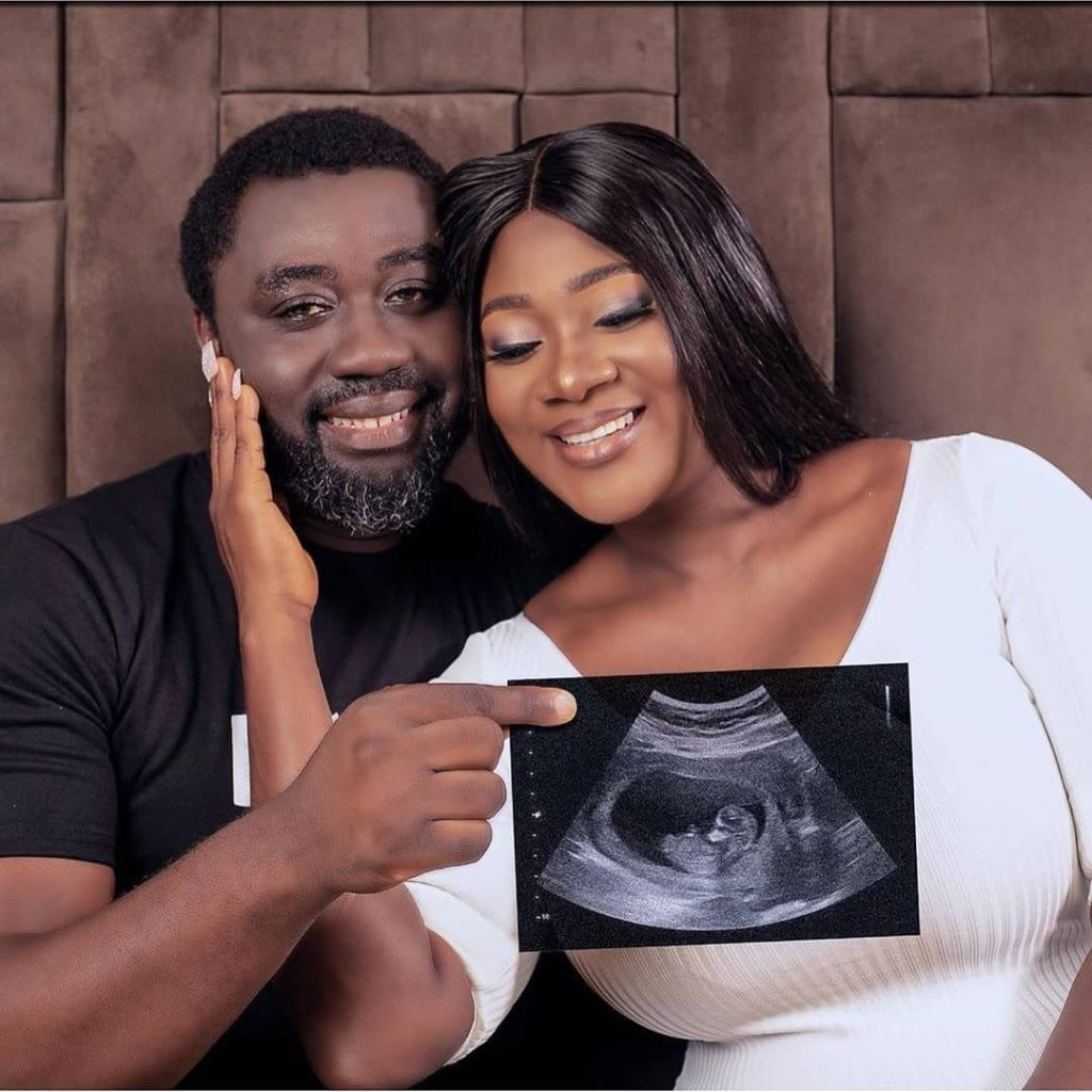 Mercy Johnson-Okojie Expecting Fourth Child With Husband