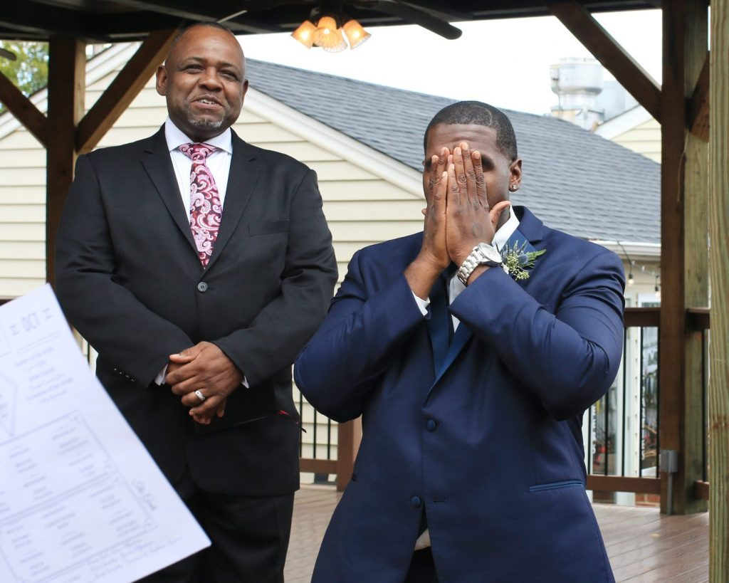Tears Of Joy!-Here's Why Do People Cry At Weddings