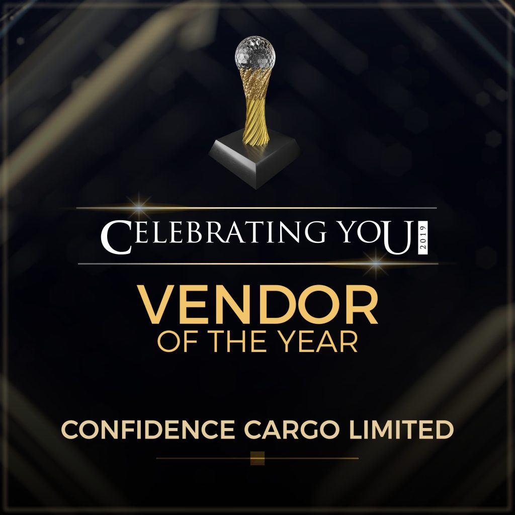 celebrating you 2019 vendor of the year
