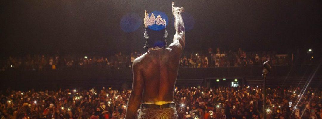 Burna Boy Afropunk concert