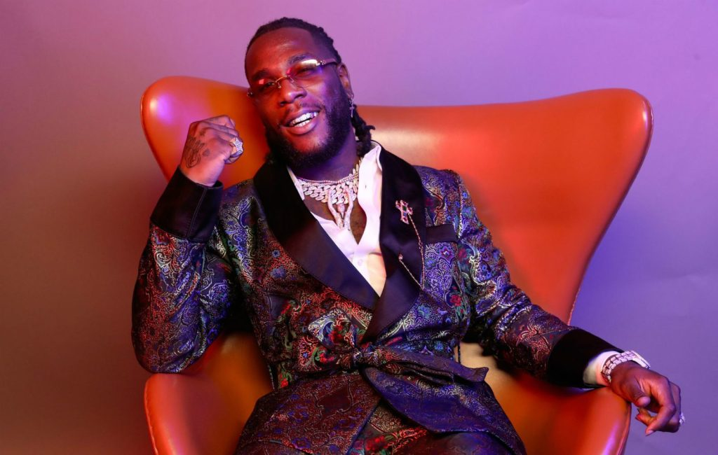 Burna Boy Gets Nominated For The 2020 BRIT Awards
