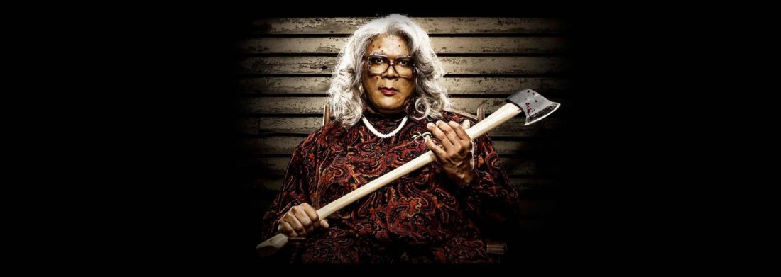 Madea in Tyler Perry film