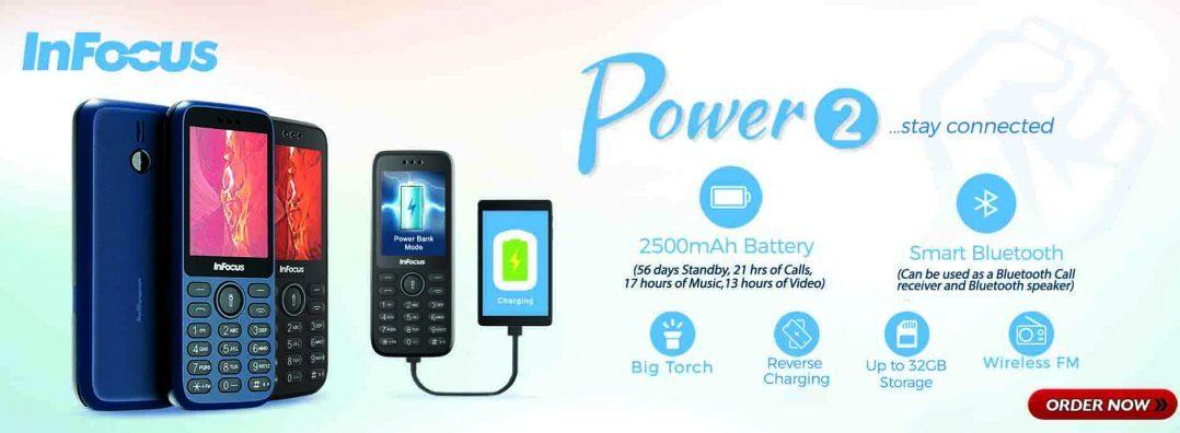 infocus power 2 phone