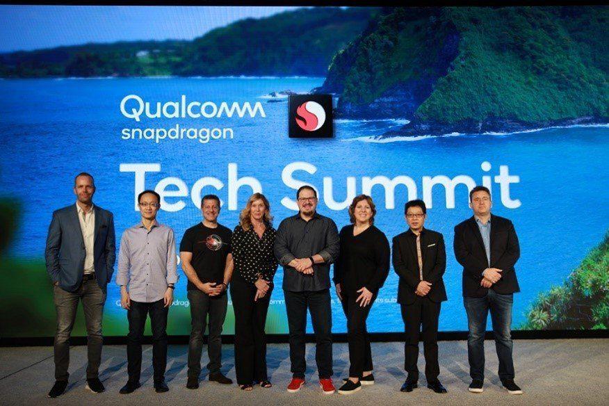 Qualcomm 5G network
