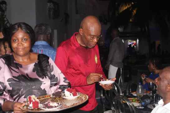 Plat4om at Ernest Ndukwe honorary event 33
