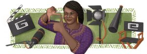 Google Doodle Honours Late Nigerian Filmmaker Amaka Igwe