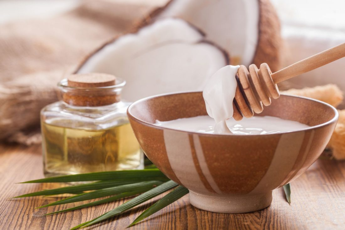 Five Beautiful Things Coconut Oil Does To Your Skin
