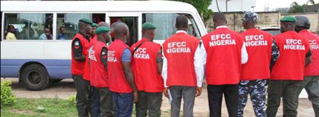 EFCC arrest 89 cybercrime