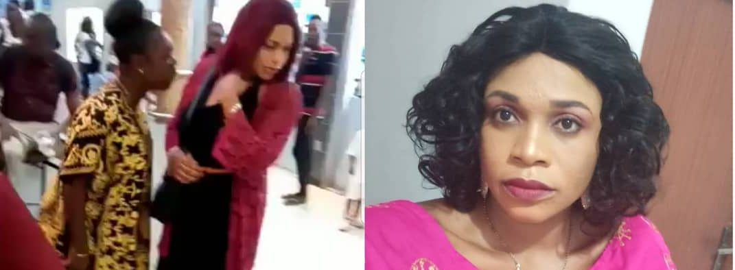 Lady Disgraced In Viral Side Chick Video- See Her Statement Here