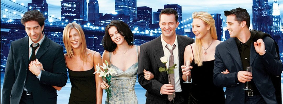 """Cast Of Hit Sitcom """"Friends"""" Are Reuniting For 25th Anniversary"""