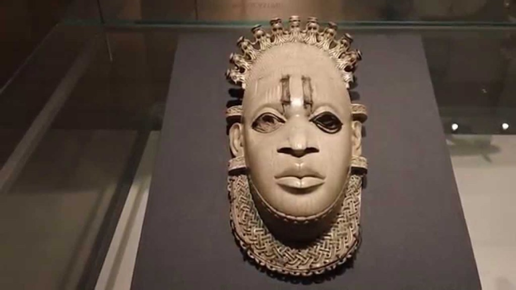All You Need To Know About The Benin Ivory Mask