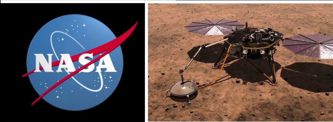 NASA's InSight Lander Reports Tremors On Mars Called Marsquakes