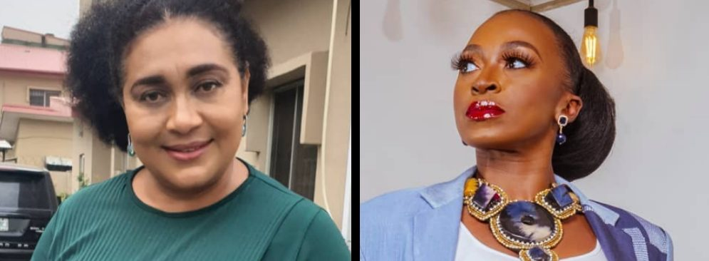 Hilda Dokubo And Kate Henshaw Rejects Sen.Elisha Abbo's As AGN Patron