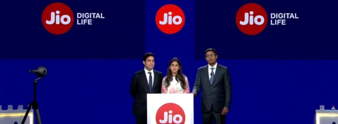 Reliance Jio Gets $746.8 Million Investment From Silver Lake Following Facebook's $5.7 Billion Investment