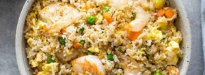 Step Up Your Culinary Skills With This Shrimp Fried Rice Recipe